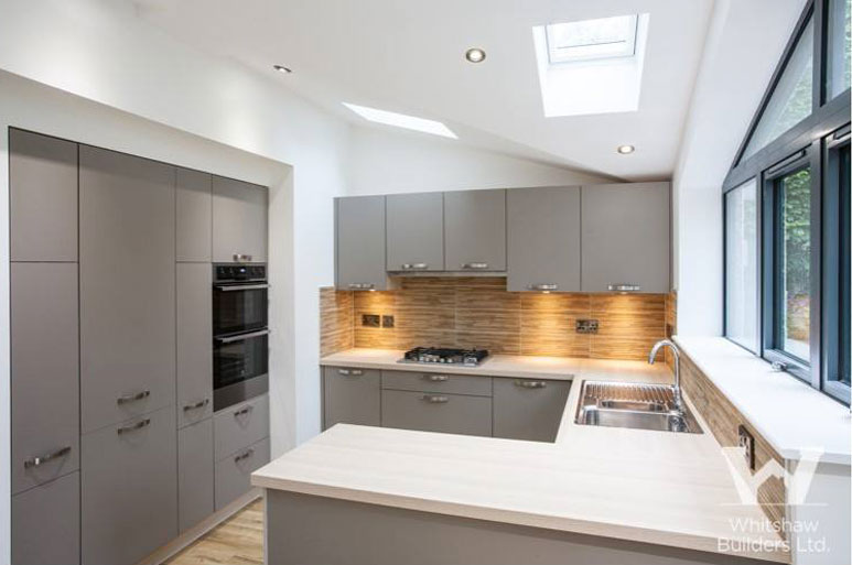 Modern Kitchen Design And Installation Barnsley Nobilia Specialist